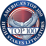 Americas Top 100 Badge