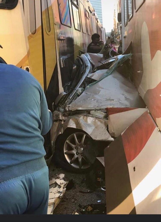 Lightrail Accident 08-20-2020