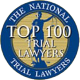 National Trial Lawers Badge