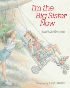 I'M THE BIG SISTER NOW (1989)